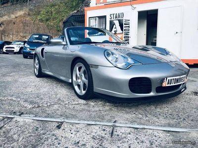 usado Porsche 996 CABRIO TURBO
