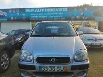 usado Hyundai Atos Gasolina
