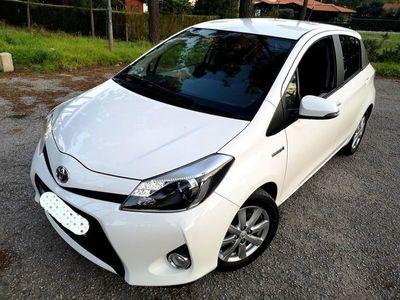 usado Toyota Yaris 1.5 HSD Sport+P.Luxury+Navi