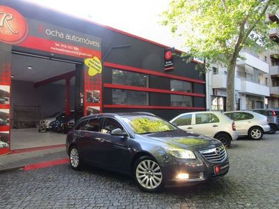 used Opel Insignia Sports Tourer 2.0 CDTi Cosmo