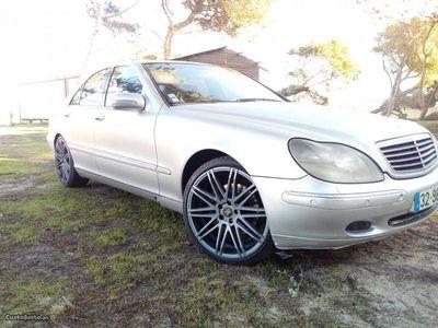 usado Mercedes S320 Avtgarde cdi
