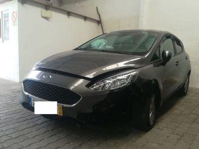 usado Ford Fiesta ---
