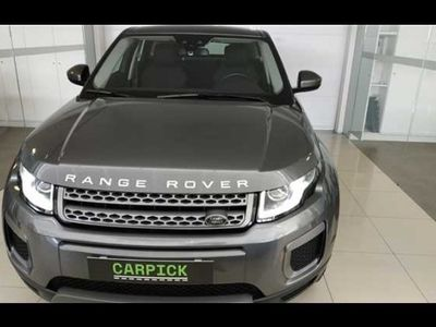 used Land Rover Range Rover evoque 2.0 eD4 Pure