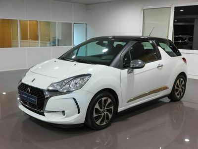 usado DS Automobiles DS3 1.6 BlueHDi Drive Efficiency