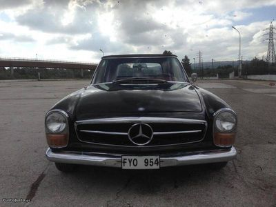 usado Mercedes 230 sl Pagode