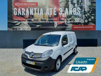 usado Renault Kangoo Maxi 1.5 dCi (3Lug)