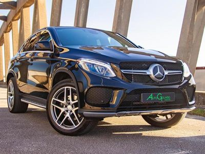 usado Mercedes GLE350 d 4 Matic AMG