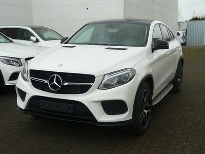 usado Mercedes GLE350 d 4 MM COUPE-AMG 21''