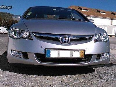 used Honda Civic 1.3DSI i-VTEC Hybrid