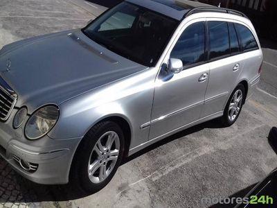 usado Mercedes 220 Classe E StationCDi Avantgarde Aut.
