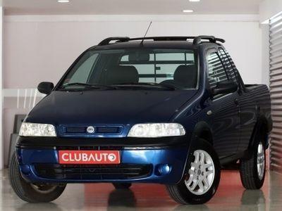 gebraucht Fiat Strada 1.9 JTD