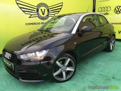 usado Audi A1 1.6 TDI Sport (105cv) (3p)
