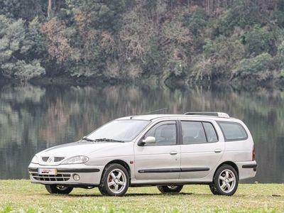 usado Renault Mégane Break 1.9 dCi Authentic