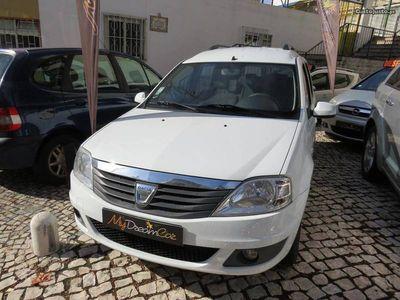 usado Dacia Logan Nacional