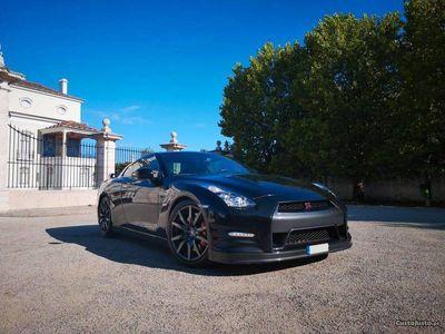usado Nissan GT-R Black Edition