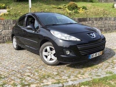 usado Peugeot 207 1.4 HDI exclusive