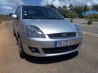 usado Ford Fiesta 1.25 Ghia