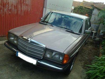 usado Mercedes 240 w123