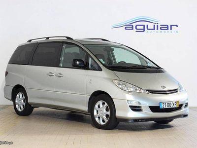 usado Toyota Previa 2.0 D-4D
