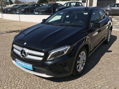 usado Mercedes GLA200 CDI Urban 136 Cv