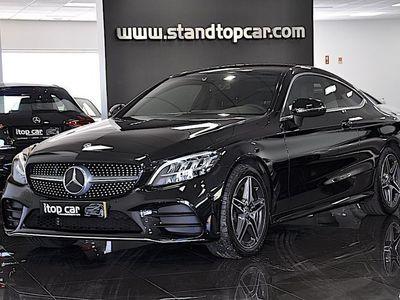 usado Mercedes C220 d Coupé 9G-Tronic AMG Line