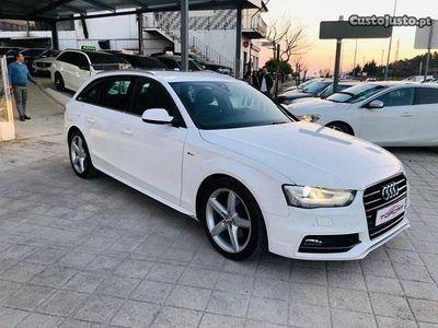 used Audi A4 Avant S-LiNE
