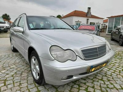 usado Mercedes C220 cdi 143cv