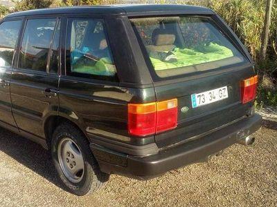 usado Land Rover Range Rover 2.5