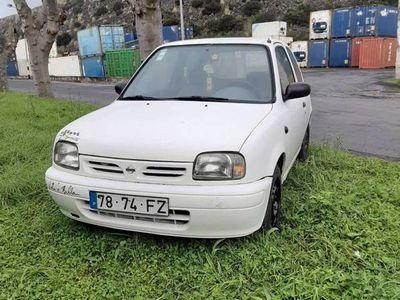 usado Nissan Micra Mk11