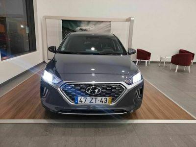 usado Hyundai Ioniq HEV 1.6 GDi 6DCT Hybrid Tech + Pack Plus