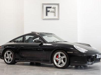używany Porsche 996 4S