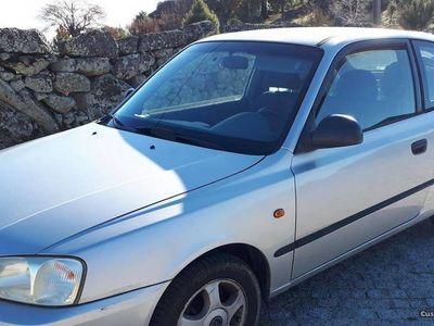 used Hyundai Accent van 1.5 cc