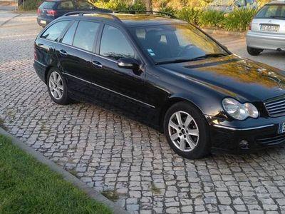 usado Mercedes C220 C 220 Mercedes