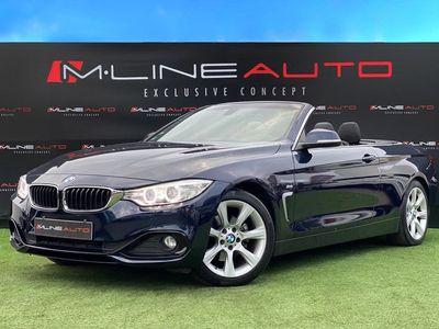 usado BMW 420 CABRIO SPORT LINE NACIONAL