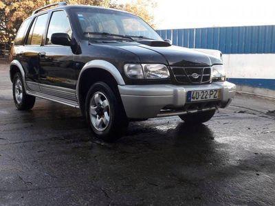 usado Kia Sportage 2000 TD