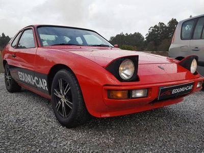 usado Porsche 924 IMACULADO