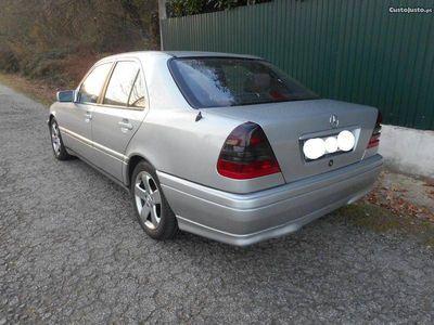 usado Mercedes C200 C 200-