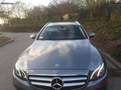 usado Mercedes E200 AVANTGARD 9G