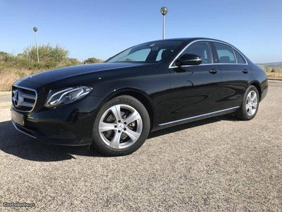 usado Mercedes E220 Avantgarde 9GTronic