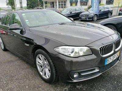 usado BMW 520 LINE LUXURY AUTO NACIONAL