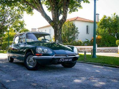 usado Citroën DS 21