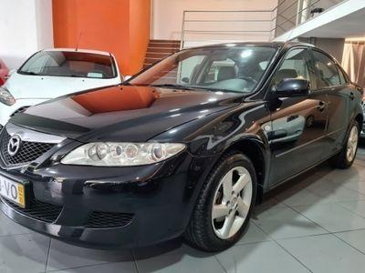 usado Mazda 6 2.0d 136cv Exclusive