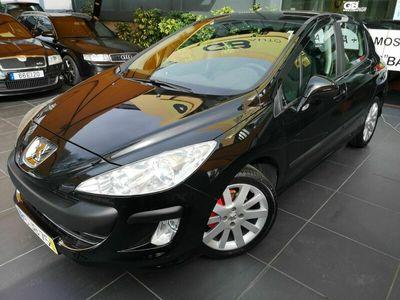 usado Peugeot 308 1.6 hdi Exclusive