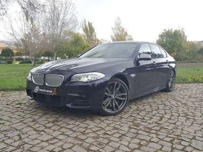 usado BMW M550 d X-Drive