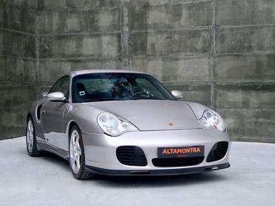 usado Porsche 911 Turbo Turbo