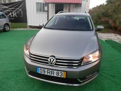 usado VW Passat V. 1.6 TDi Confortline (105cv) (5p)