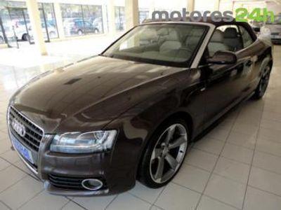 usado Audi A5 Cabriolet 2.0 TDi JLL19