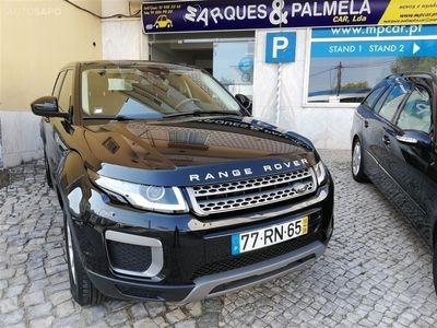 usado Land Rover Range Rover evoque 2.0 se Dynamic (150CV) (5p) Nacional