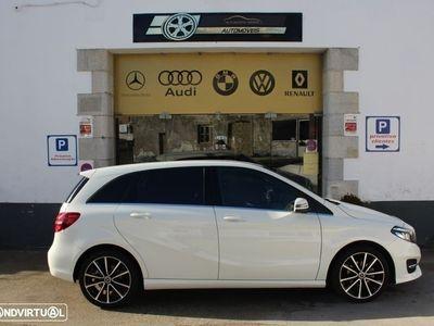 usado Mercedes B180 D URBAN AUTO