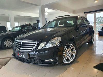 usado Mercedes E250 CDI AMG